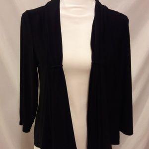 CATO Sweaters - CATO Black Cardigan